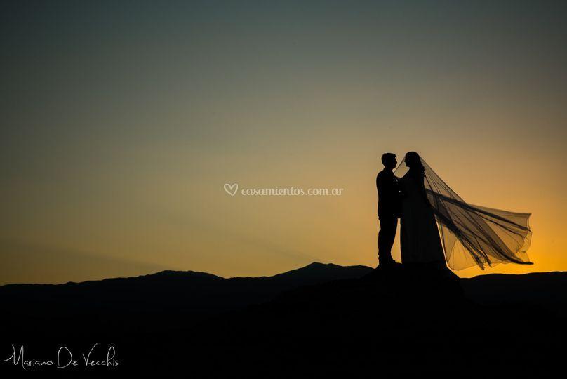 Pre boda en Ullum