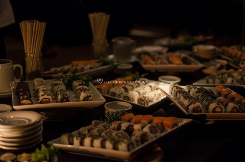 Isla dé sushi