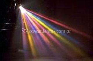 Rayos de luces