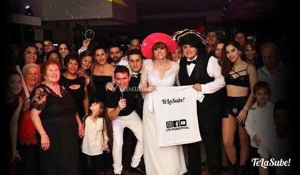 Casamiento Gaby & Diego