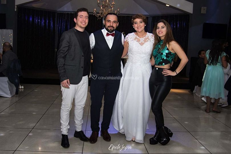 Casamiento Leila & Andres