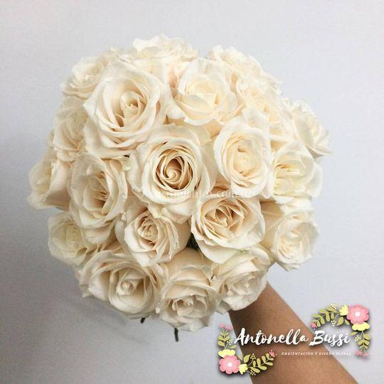 Bouquet de rosas vendela