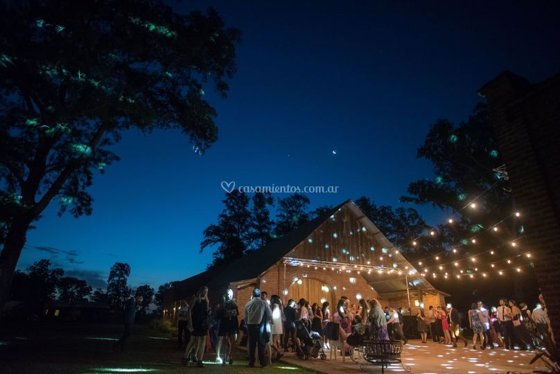 Fiesta de noche