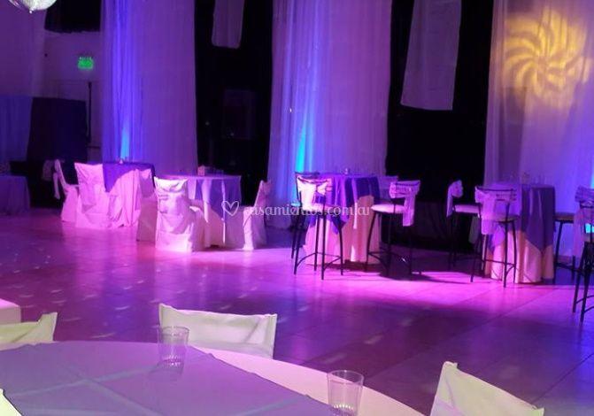 Salones Caricias del Mar