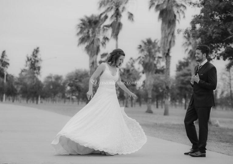 Jugando a la novia