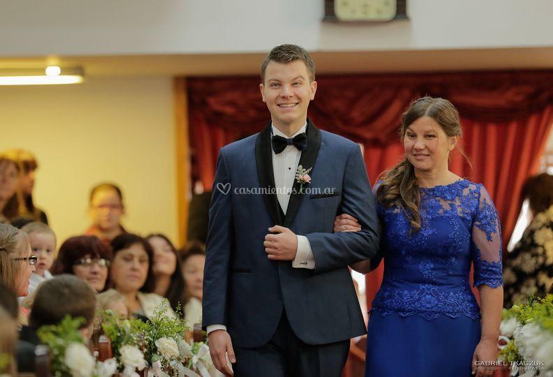 Ceremonia  Matias y Vani