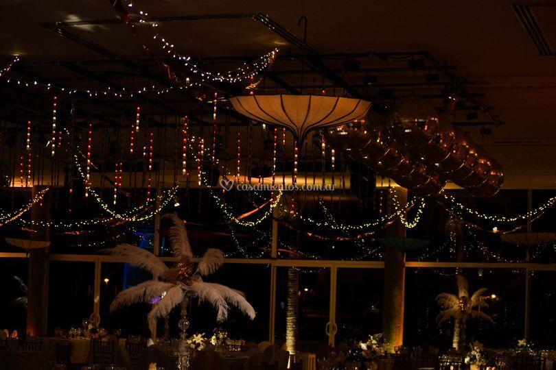 Deco luces San Pablo