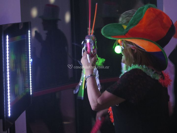 Selfie con carioca