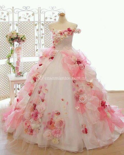 Vestidos artesanales