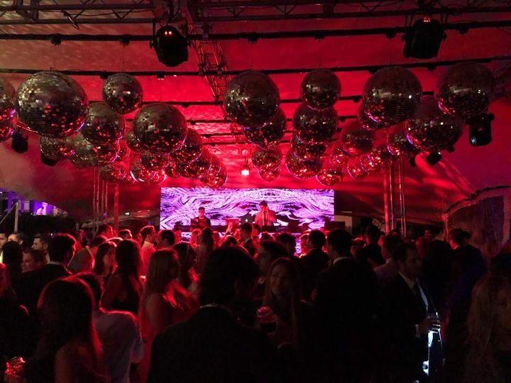 Techo de bolas | Carbajo DJs