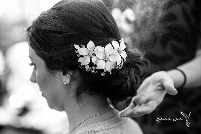 Trio de Flores Ana