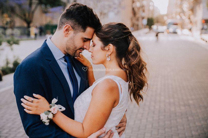 Foto de la boda de Cin y Mau