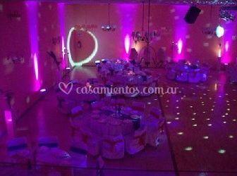 Casamientos de Salón Mediterraneo