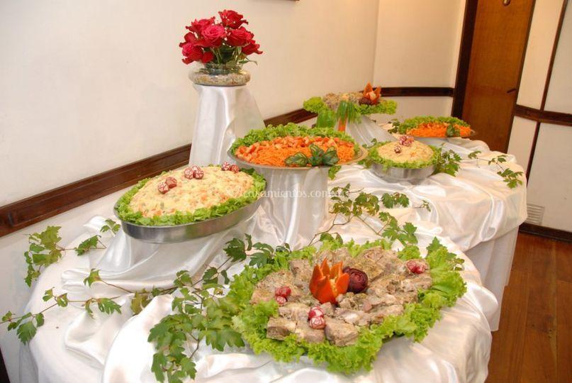 Catering artesanal