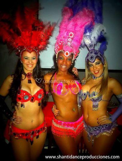 Nuestras bailarinas