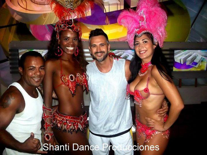 Shanti Dance en AM, Telefé