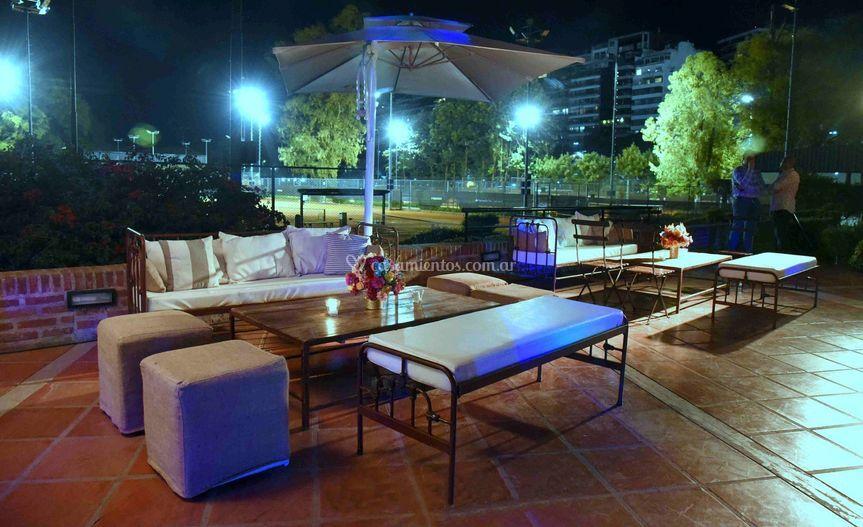 Salón terraza