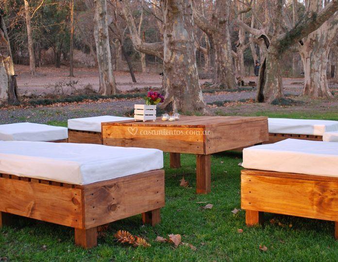 Rústicos madera