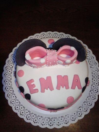 Torta para Emmita
