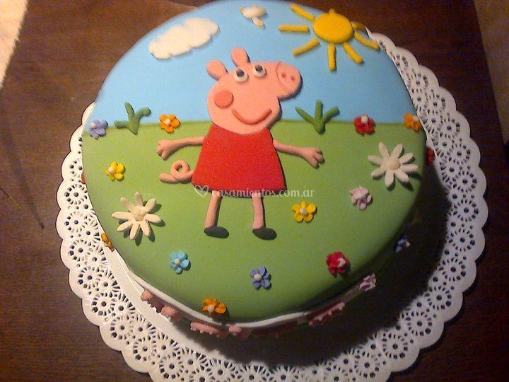 La mejor torta de Pepa Pig