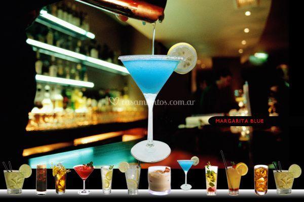 Tragos para eventos - Margarita Blue