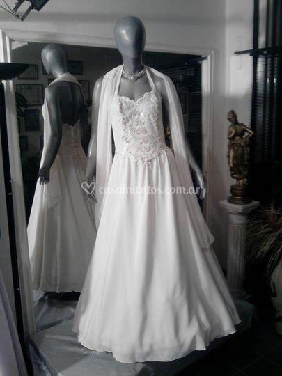 Vestidos de novia en Comodoro Rivadavia