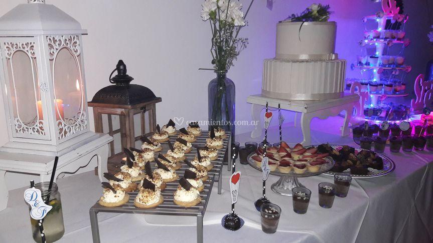 Maquetas pastel
