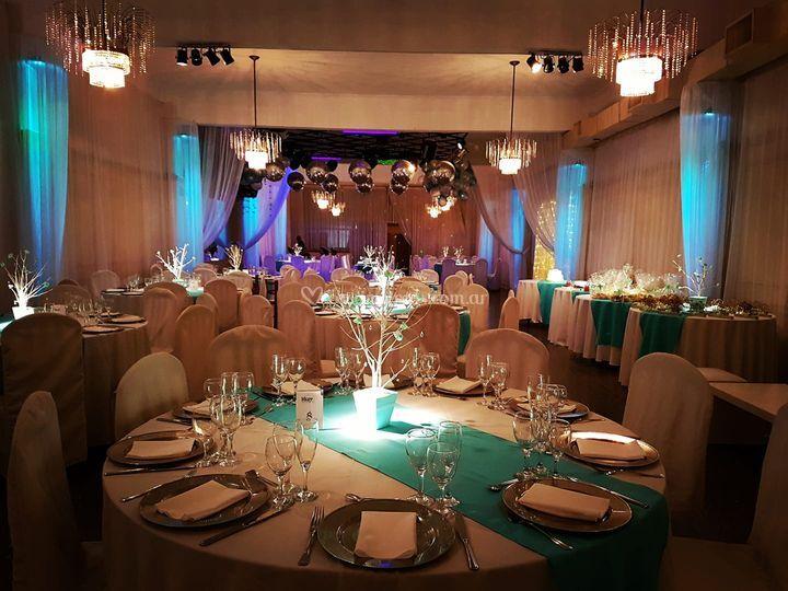 Mirage Salón Vincent