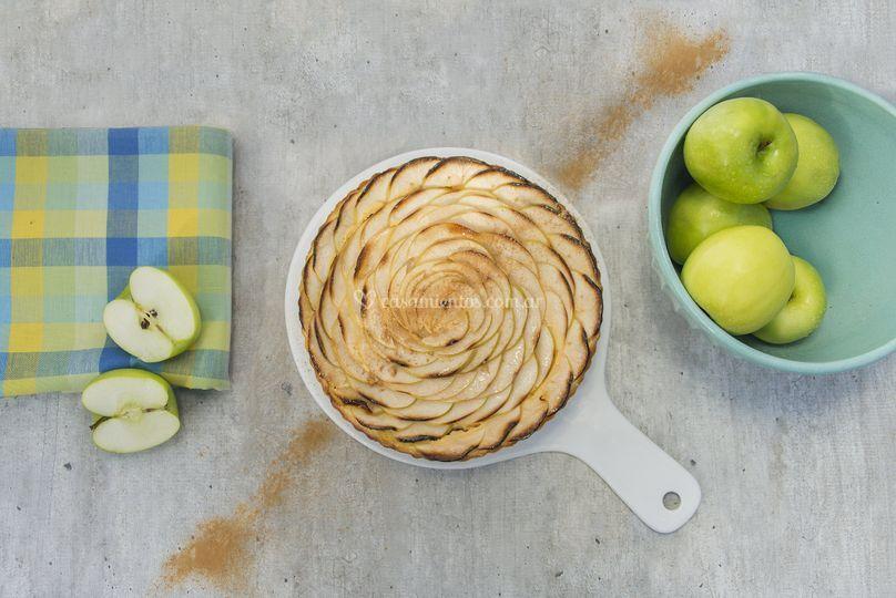 Manzana santa