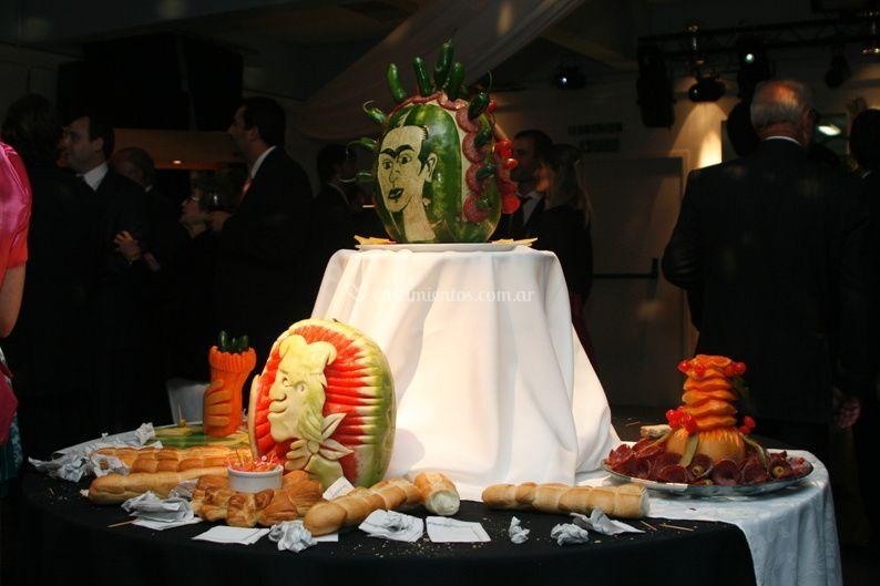 Catering artístico