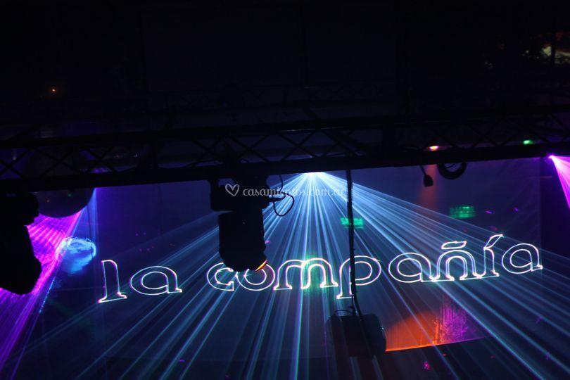 La Compañía Láser