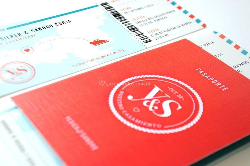 Modelo Pasaporte