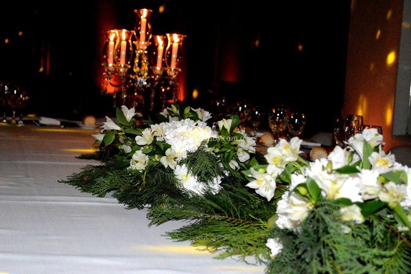 Arreglo floral, wedding