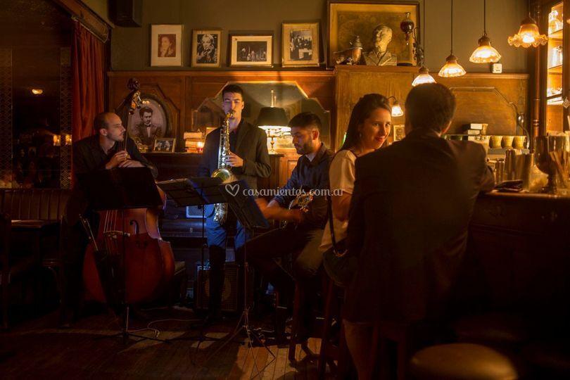 Jazzmate Band