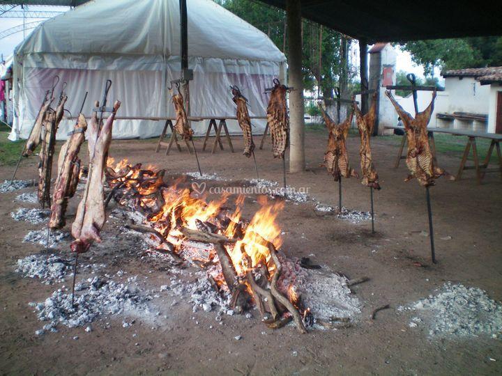 La Candelaria Eventos y Sabores