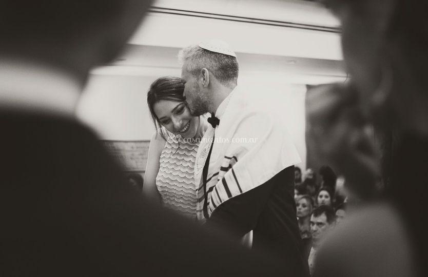 Ceremonia judía