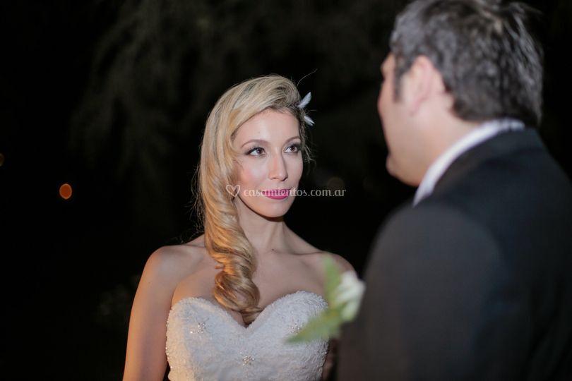 Make up novia moderna