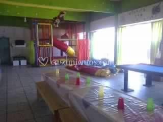 Salón juegos