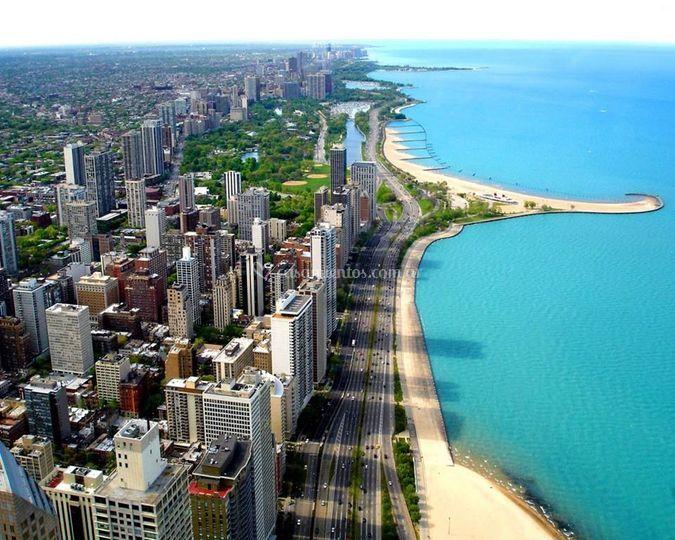Ciudades con playa