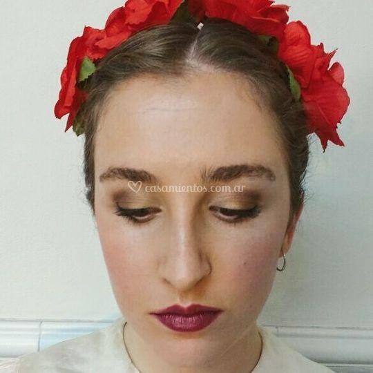Maquillaje desfile