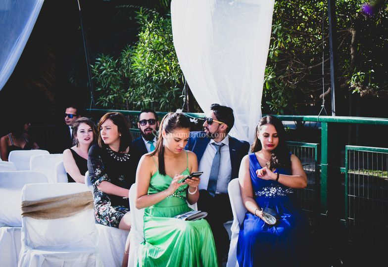 Matrimonio Paola y Tito