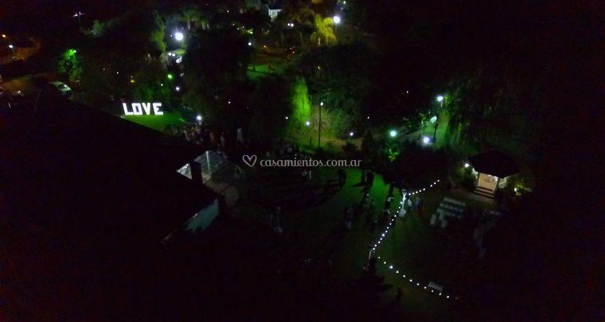 Aeréa Campo Cristal Drone 2
