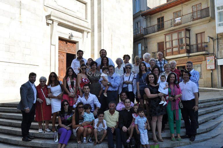 Casamiento y bautismo en España