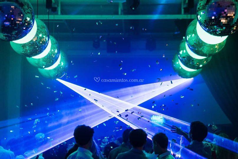FX Show laser