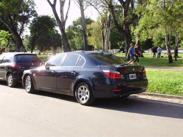 BMW 525I AÑO 2015