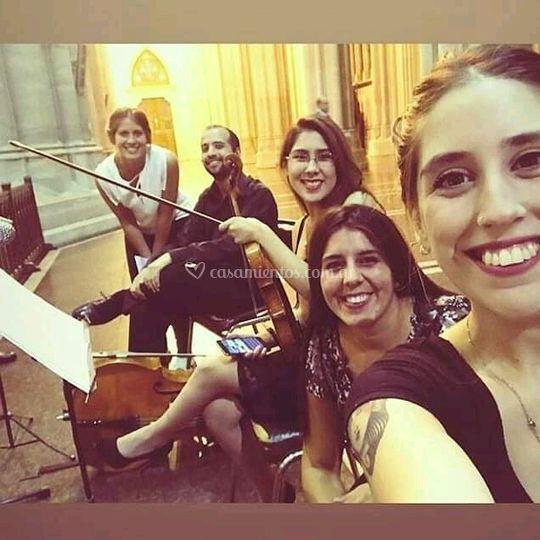 Quinteto en Catedral