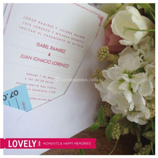 Lovely Shop - Participaciones