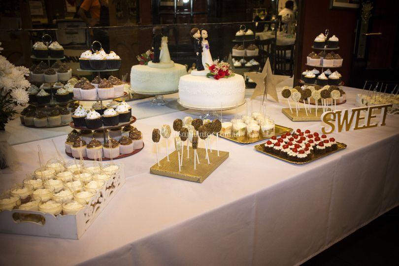 Les Desserts