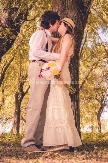 Pre boda ariana y alexis