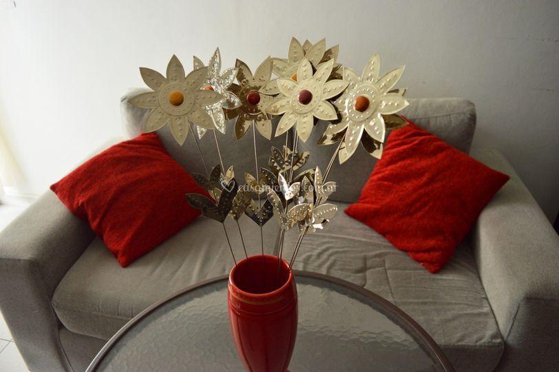 Flores largas
